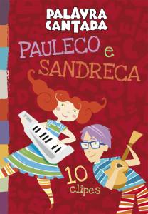 DVD Pauleco e Sandreca