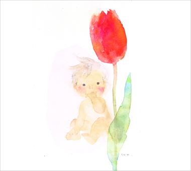 uma imagem de Chihiro Iwasaki para degustarmos...