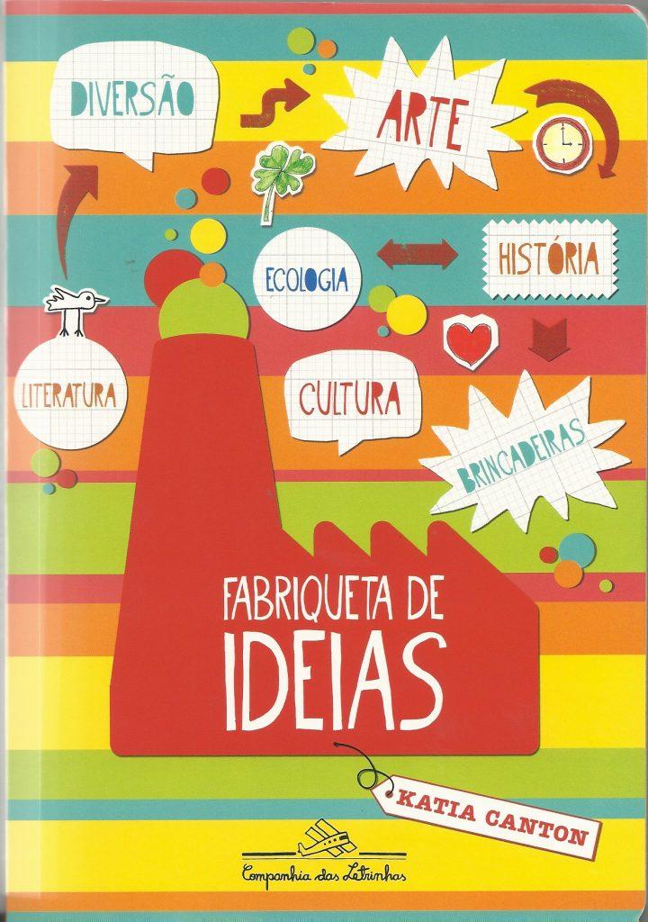 capa Fabriqueta de Ideias
