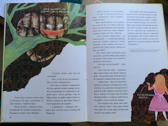 A versão de Monteiro Lobato, 2005, com ilustras de Darcy Penteado (Ed. Companhia Editora Nacional)